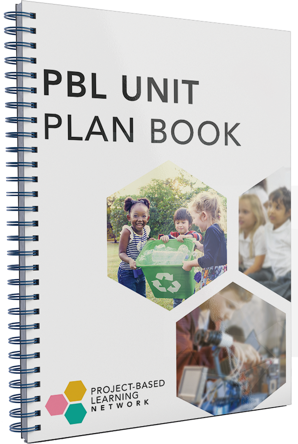 Project based learning network amy baeder for Planbook login